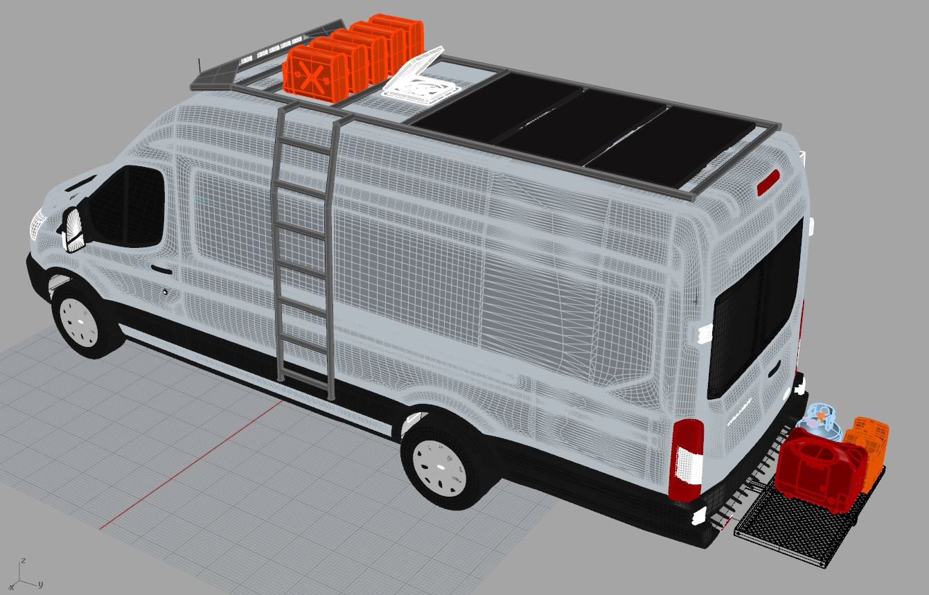Camper Conversion For A Family Of Four Ford Transit Usa Forum
