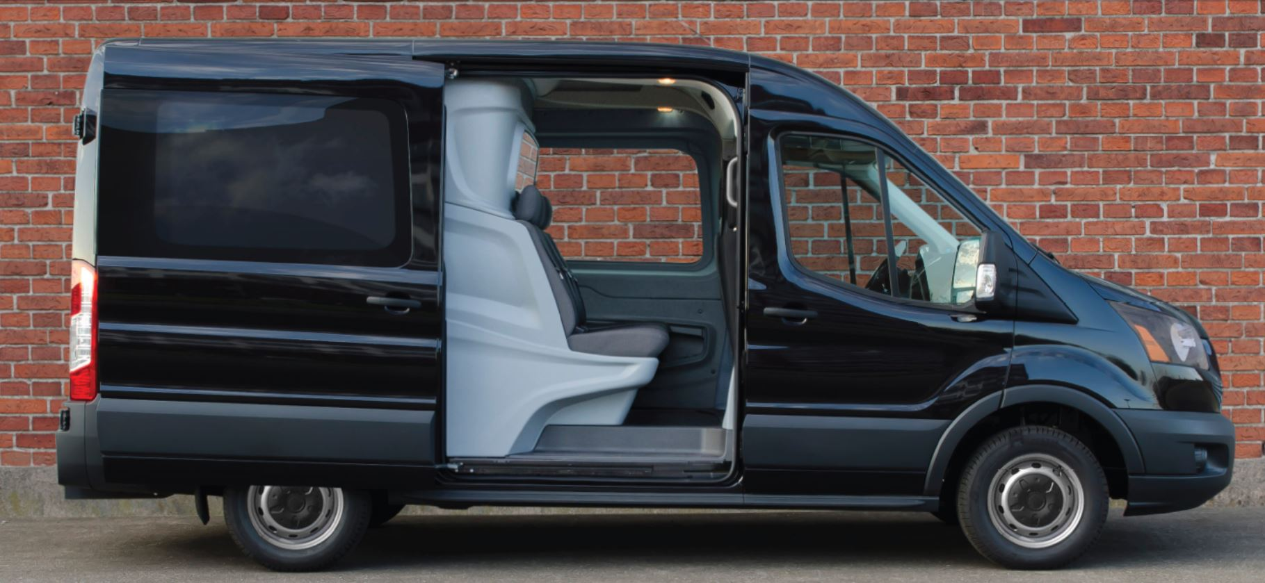 definite decisions for the 2020 ford transit crewvan package ford transit usa forum ford transit usa forum