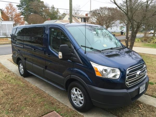 Showcase cover image for 6386's 2015 Ford Transit 150 XLT 3.5L EcoBoost LR