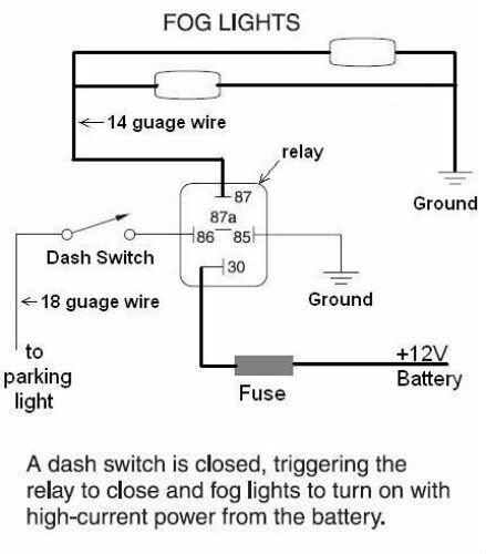 Yl388s Relay Wiring Diagram. . Wiring Diagram on