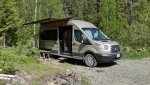 scubasteve's 2017 Ford 350XL 3.5 EB High Top Transit